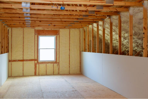 cellulose spray foam insulation
